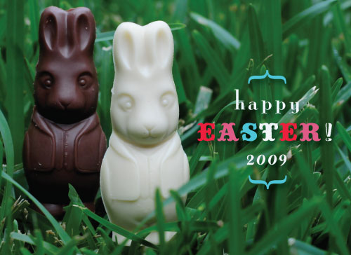 chocolate bunny no ears. No-earsdarker middot; Choc-unnies
