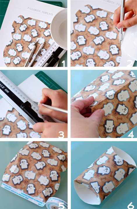 How-to-make-the-Little-Ghosties-Pillowbox