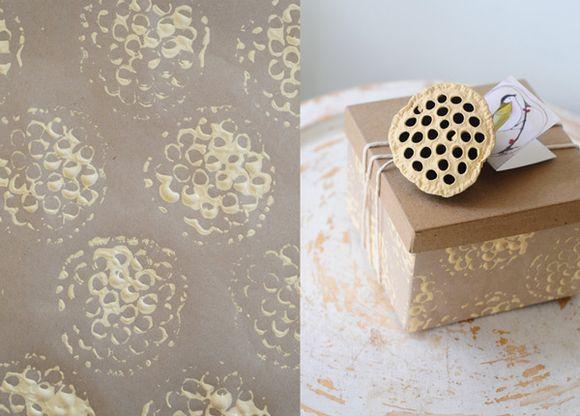 Lotus-flower-stamping