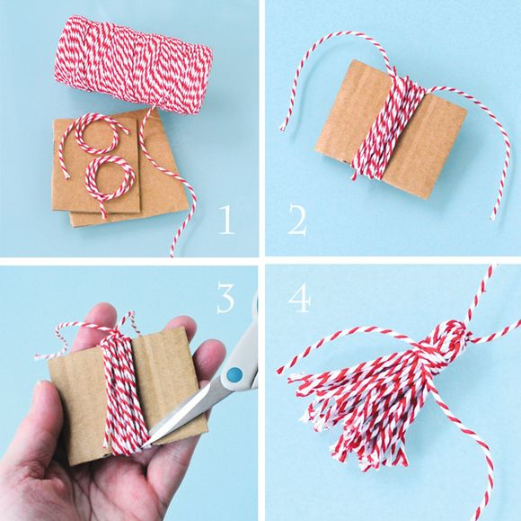 Instructions-on-how-to-make-a-simple-tassel
