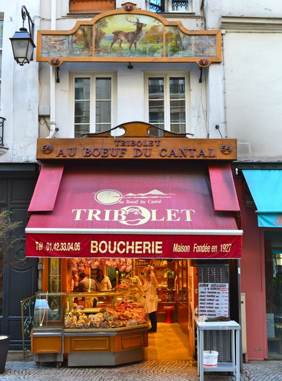 Parisien Butcher