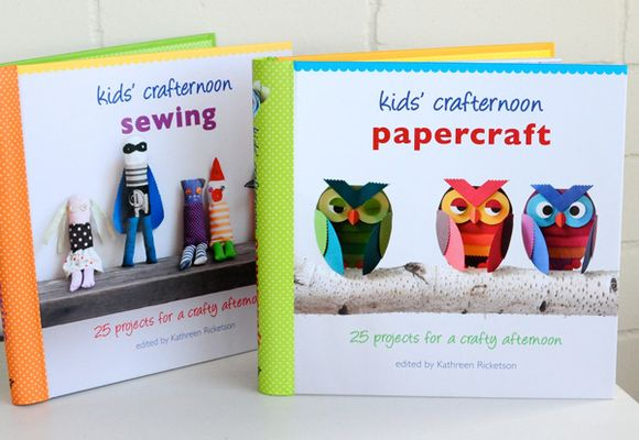 Kids-Crafternoon-Books