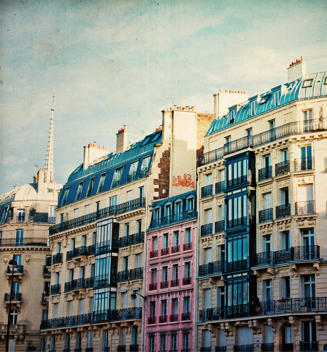 Paris-buildings