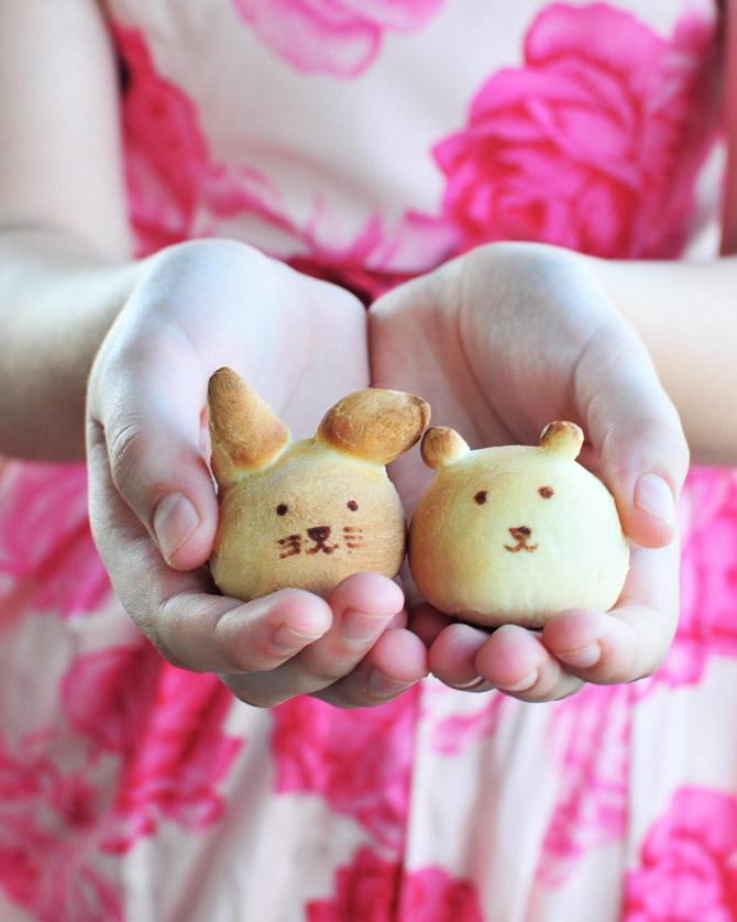 Bunny-and-Bear-buns