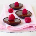 Chocolate Mocha Ganache Tarts for Foodgawker