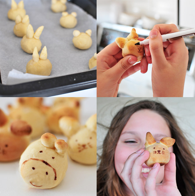 How-to-make-animal-buns