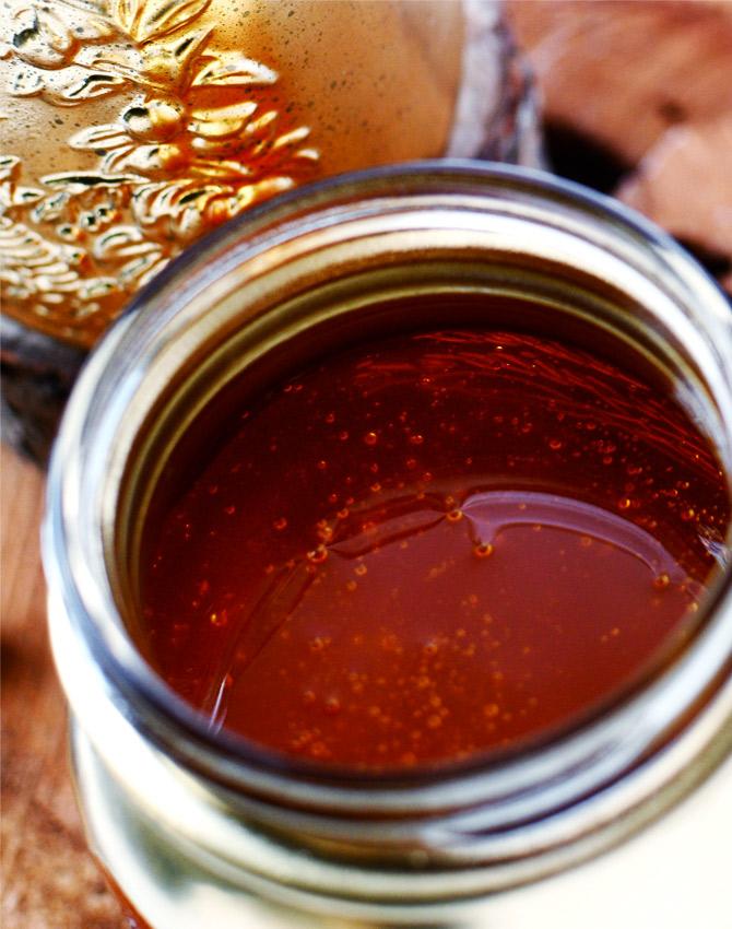 Honey-in-golden-pots