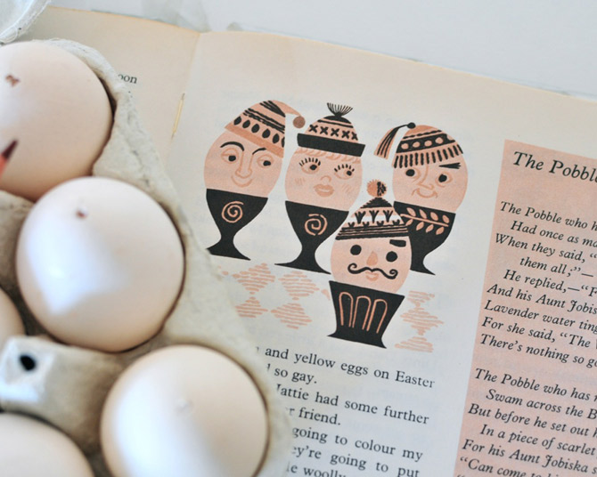 Egg-illustrations