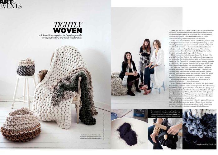Vogue Living Article