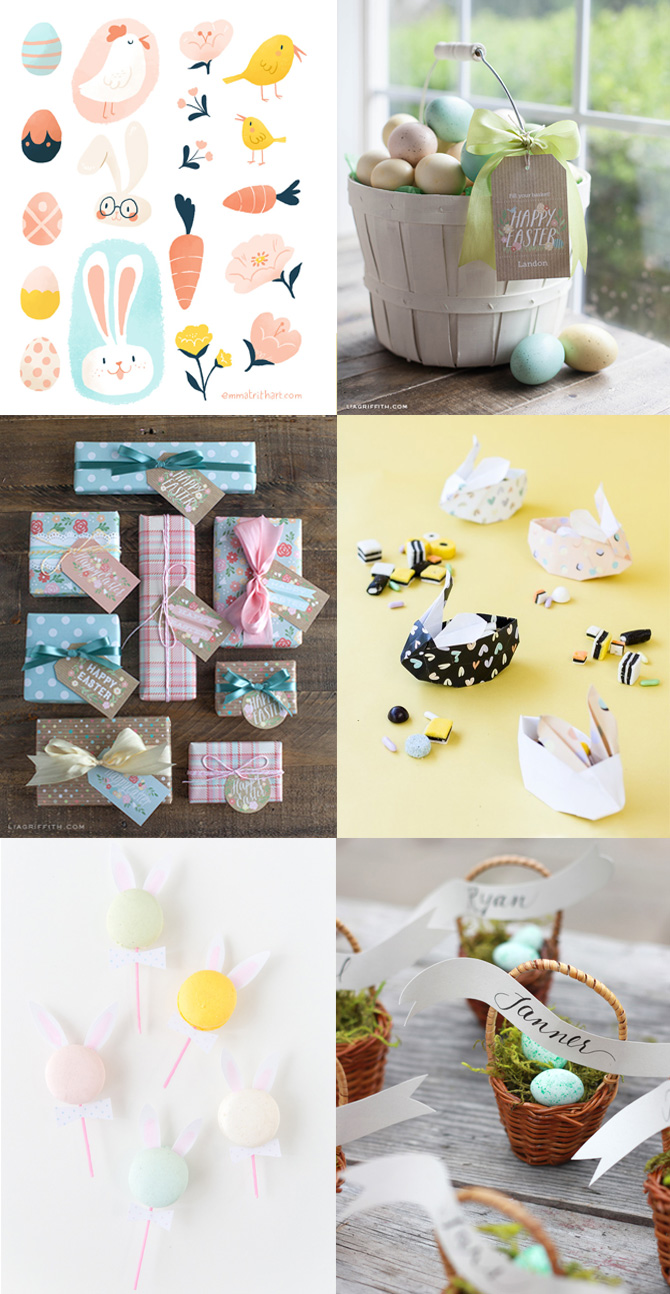 Cool-things-to-make-for-Easter-using-paper