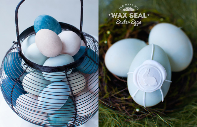 Dyed-eggs-and-wax-seal-eggs