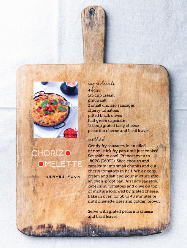 Chorizo-omelet-recipe