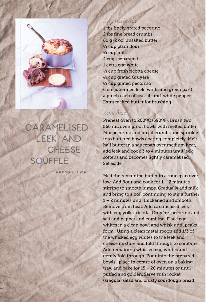 Caramalised-Leek-and-cheese-souffle-recipe