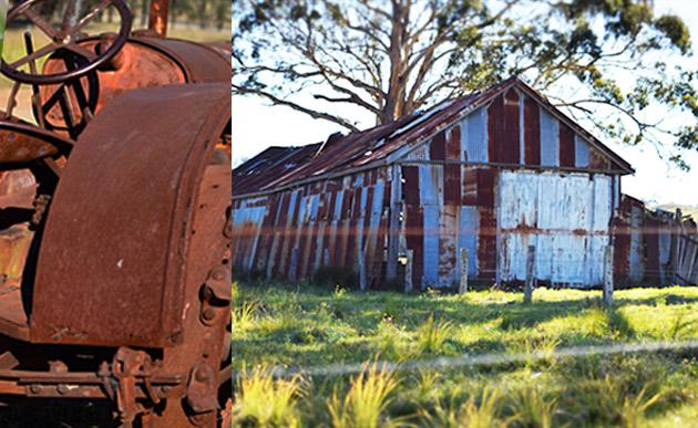 Rusty-barn