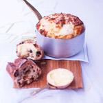 Three Cheese Souffle