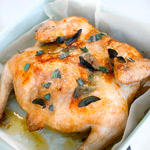 Sage Roast Chicken