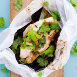 Steamed Thai Fish Fillets